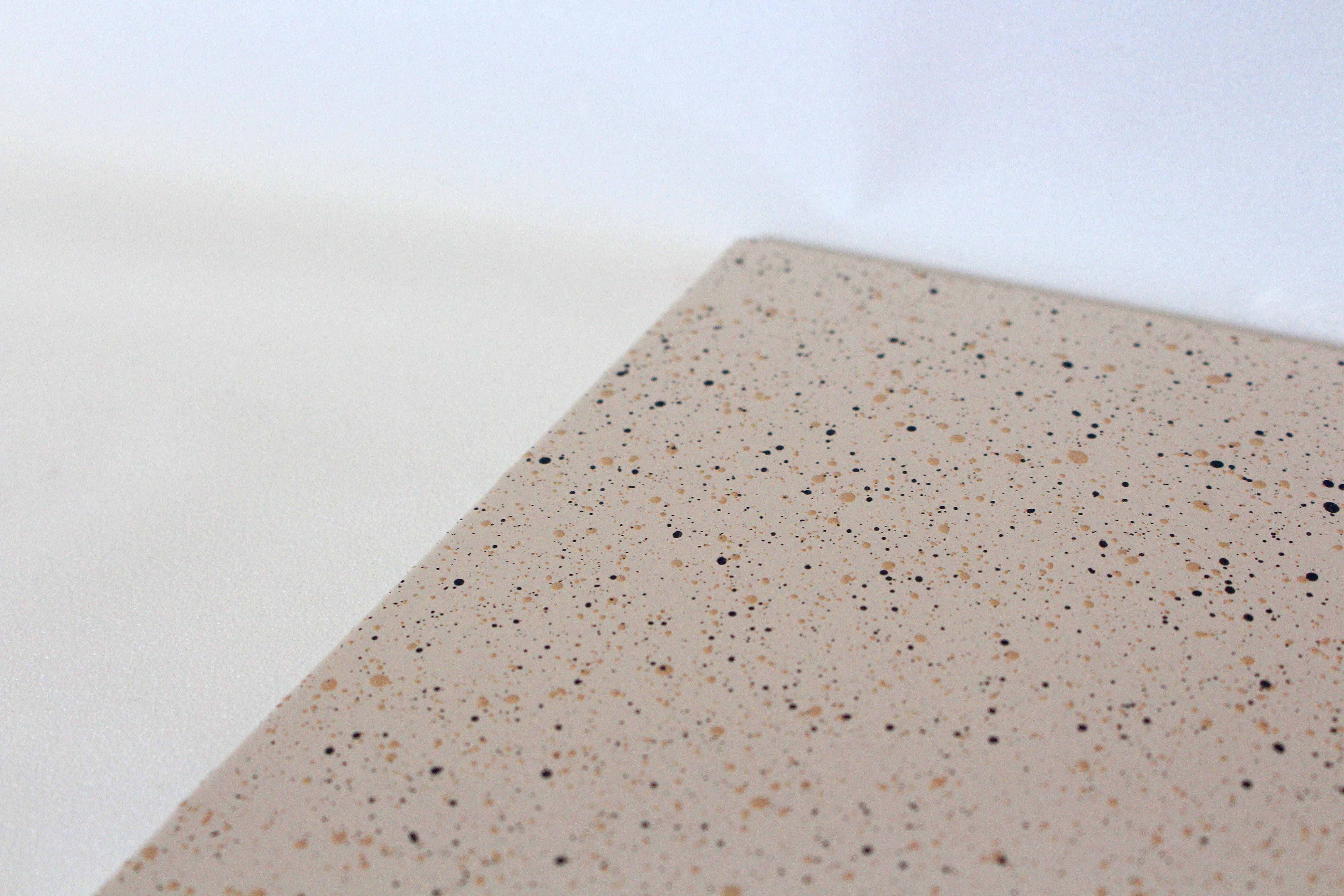 仿石效果的粉末涂料