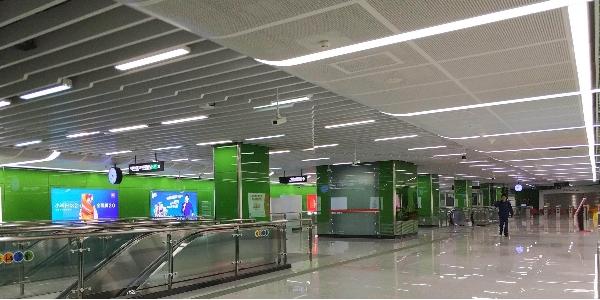 广州地铁与歌丽斯合作案例